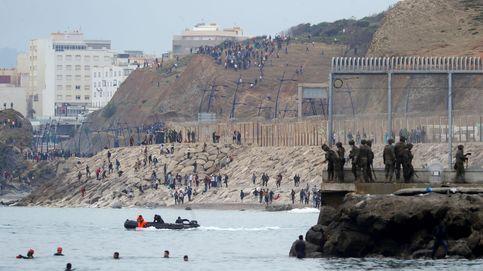 El presidente de Ceuta: El ambiente en la ciudad es de estado de excepción