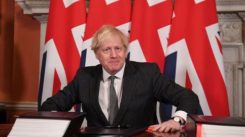 El gran atraco del Brexit