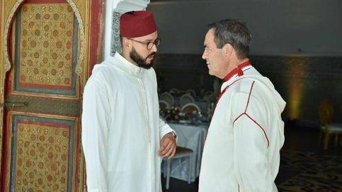 La comprometida boda 'diplomática' en Rabat con Bono como invitado