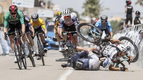 La importancia de usar casco cuando vas en bicicleta: una imagen que lo explica todo