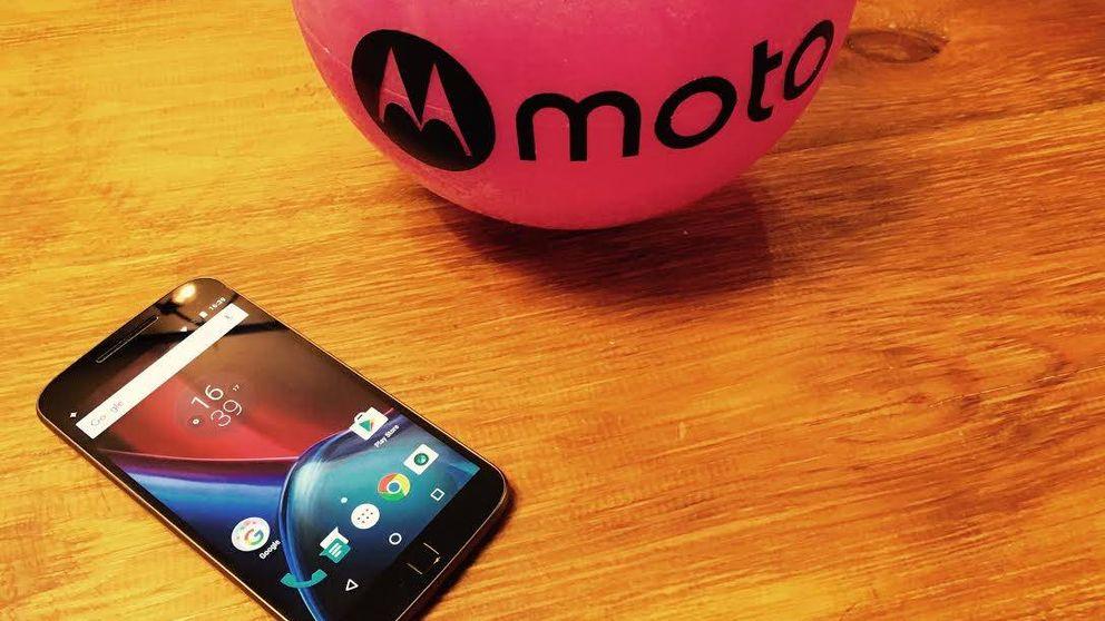 Probamos el Motorola Moto G4:  difícil rechazar este Android por 229 euros