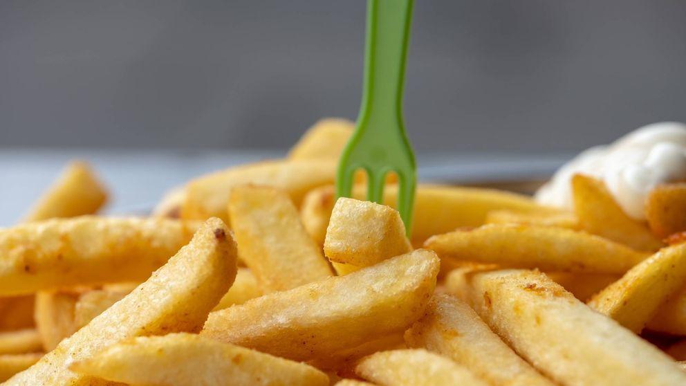 La cantidad exacta de patatas fritas que puedes comer, según la ciencia