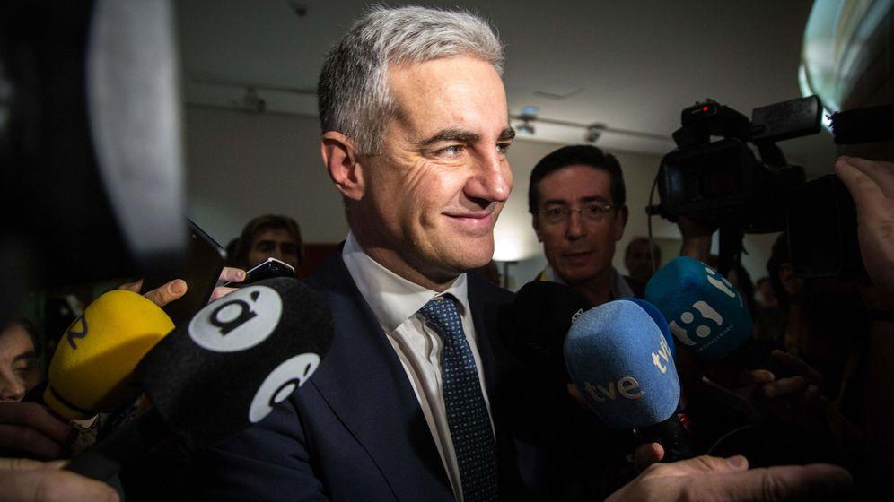 Foto: El ex secretario general del PP de la Comunitat Valenciana Ricardo Costa. (EFE)