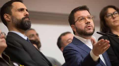 Torrent recalca que no obedecerá al Supremo y a la JEC: Torra sigue siendo diputado
