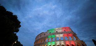 Post de Detenido un turista por tallar sus iniciales en el Coliseo