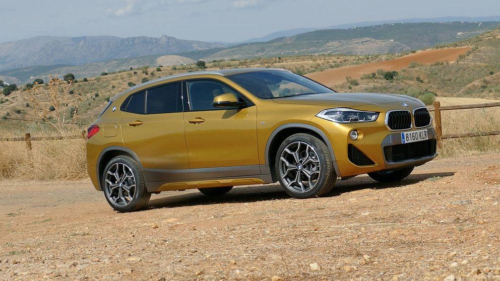 X2, el todocamino menos todoterreno que será el futuro de BMW