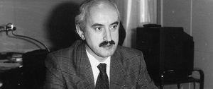 Foto: Fallece el exministro de Trabajo socialista Luis Martínez Noval