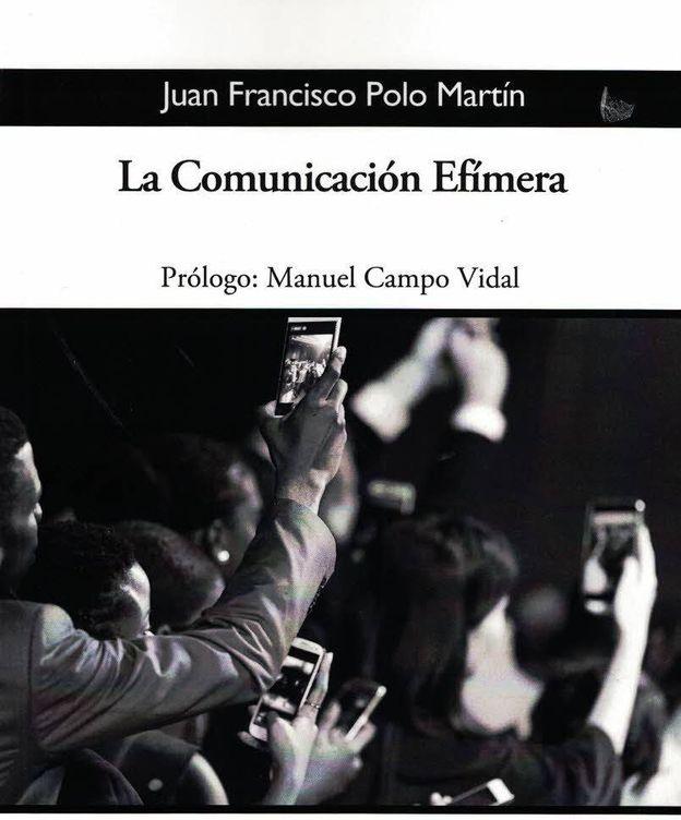 Foto: 'La comunicación efímera'.