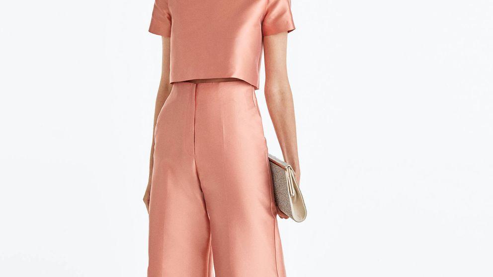 Sé fiel a tu estilo, apuesta por ir a una boda con este traje pantalón de Uterqüe