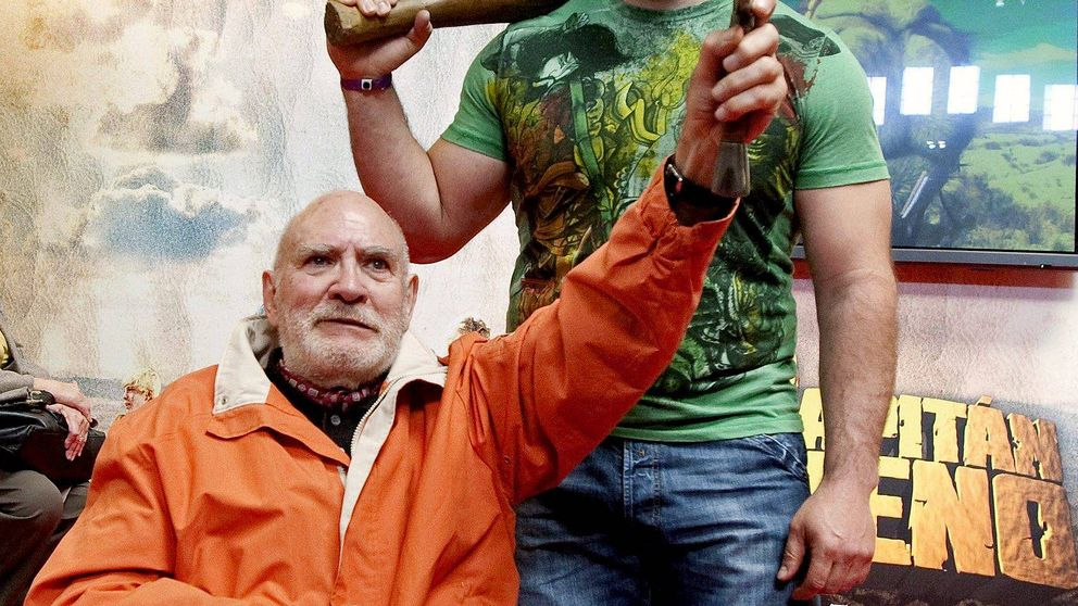 Muere Víctor Móra,  'padre' del Capitán Trueno