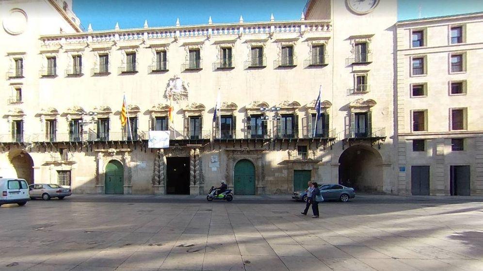 Foto: Audiencia provincial de Alicante (Google Maps)
