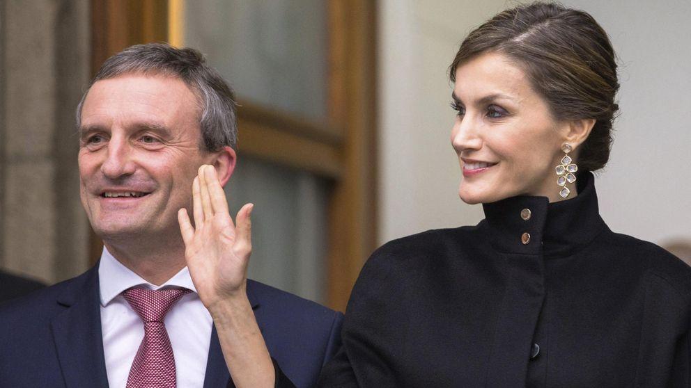 La Reina Letizia no arriesga y elige a un alemán para deslumbrar en Alemania