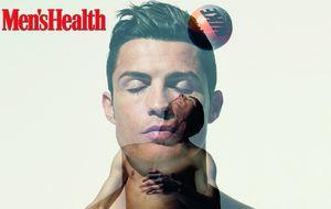 Cristiano Ronaldo, portada de septiembre de 'Men's Health'