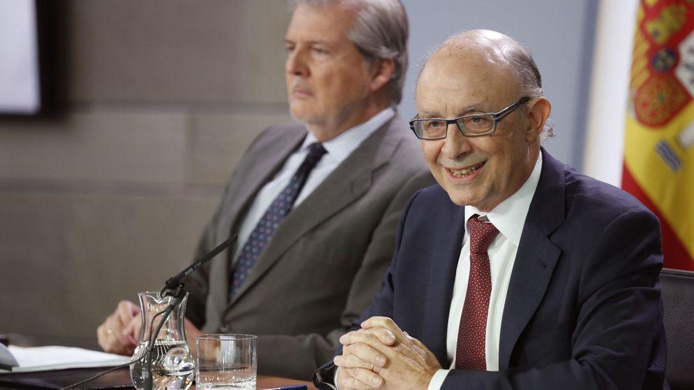 Montoro se pone al frente de la coerción a Cataluña y la deja sin 1.400 millones
