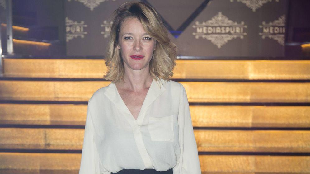Foto: María Esteve, protagonista de 'Sabuesos' en TVE. (Gtres)