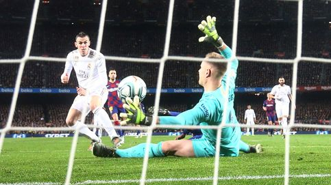 Barcelona-Real Madrid: las imágenes del Clásico que no viste por TV