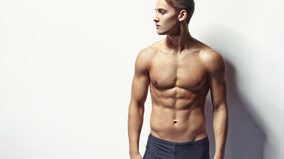 Foto: Para lucir unos buenos abdominales hay que seguir un entrenamiento riguroso. (iStock)