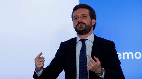 Casado censura la inmunidad de los ministros morados en la remodelación de Sánchez