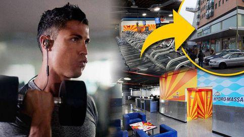 Cristiano Ronaldo se baja al barrio