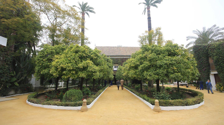 Entrada al Palacio de las Dueñas. (Gtres)