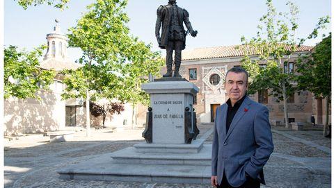 Lorenzo Silva, el comunero: Fue la primera revolución moderna