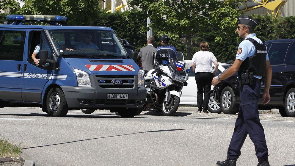 Una persona decapitada y varios heridos en un presunto ataque islamista en Francia