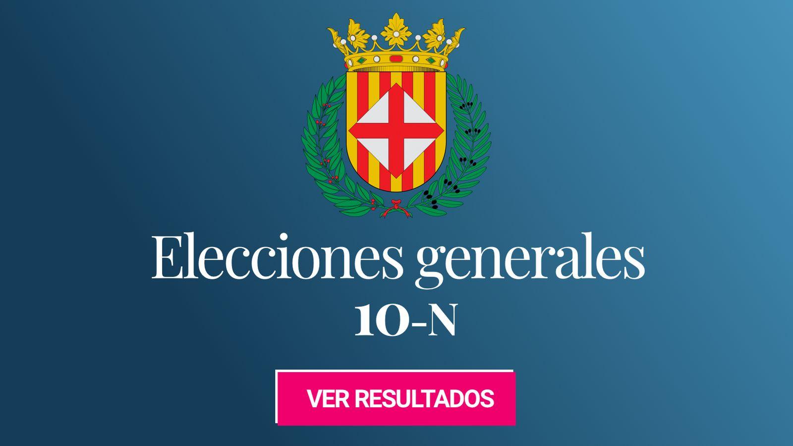 Foto: Elecciones generales 2019 en la provincia de Barcelona. (C.C./HansenBCN)