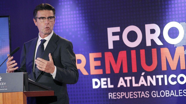 Foto: El exministro y expresidente del PP de Canarias José Manuel Soria. (EFE)