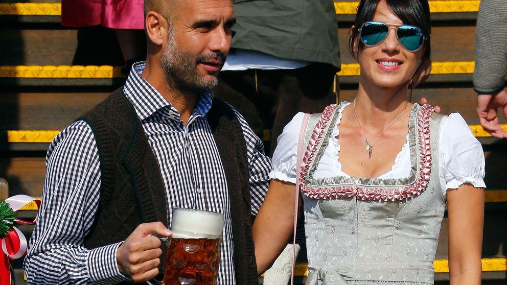 El Bayern de Múnich celebra la Oktoberfest