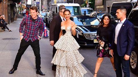 Natalie Portman se pone flamenca (y espectacular) con este vestido