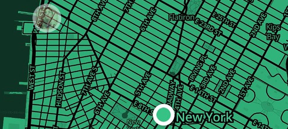 Foto: Cloak, la 'app' para antisociales que quieren evitar a los típicos indeseables por la calle