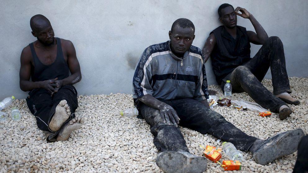 Italia rescata en tres días a más de 5.600 inmigrantes en el Mediterráneo