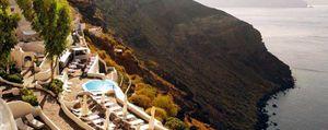 Santorini: glamour al borde del acantilado