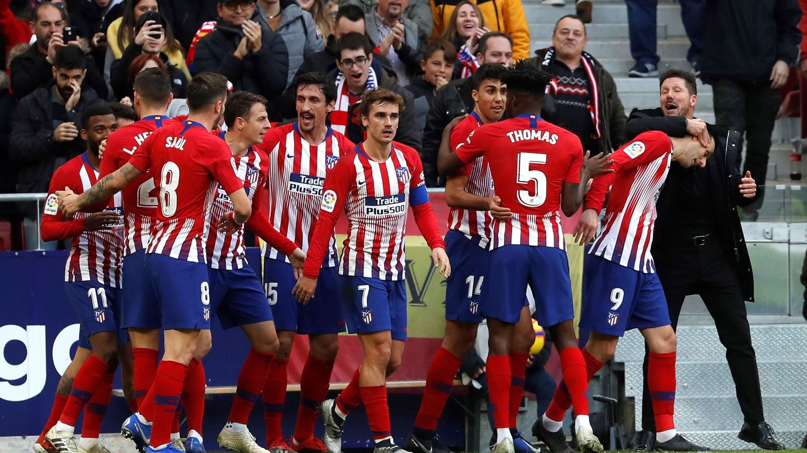 Foto: Atlético de madrid - deportivo alavés