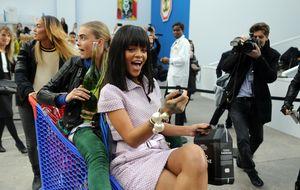 Los reyes de la moda en 2014