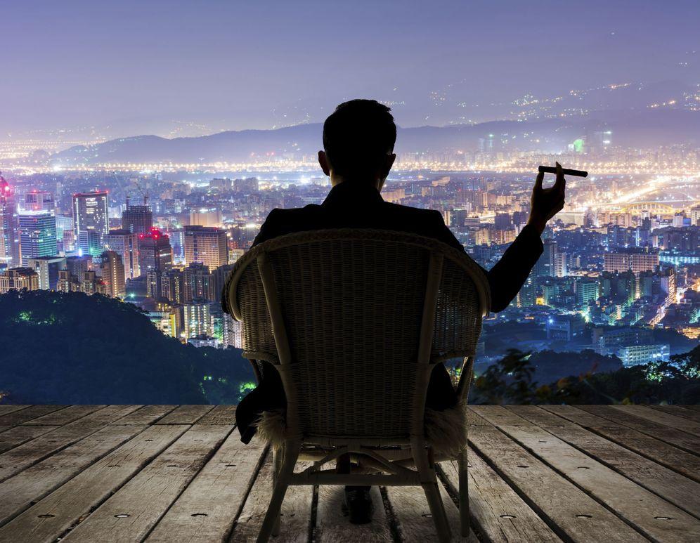 Foto: El control es el aspecto esencial para seguir siendo rico. (iStock)