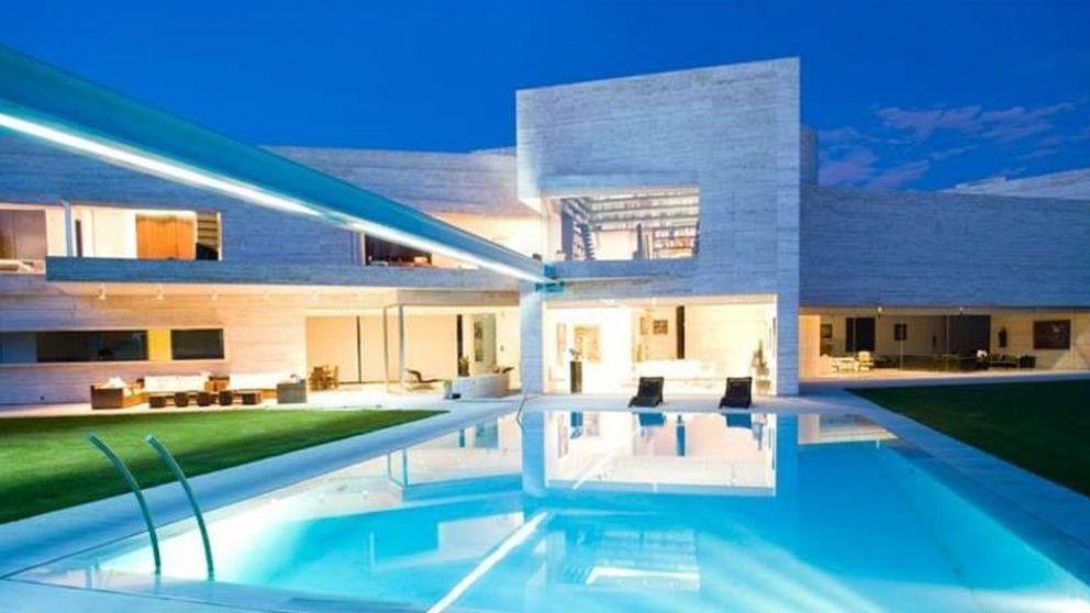 Así es la primera casa que los padres de Joaquín Torres han puesto a la venta