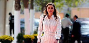 Post de Rania de Jordania: cómo la moda eclipsa sus facetas más humanas