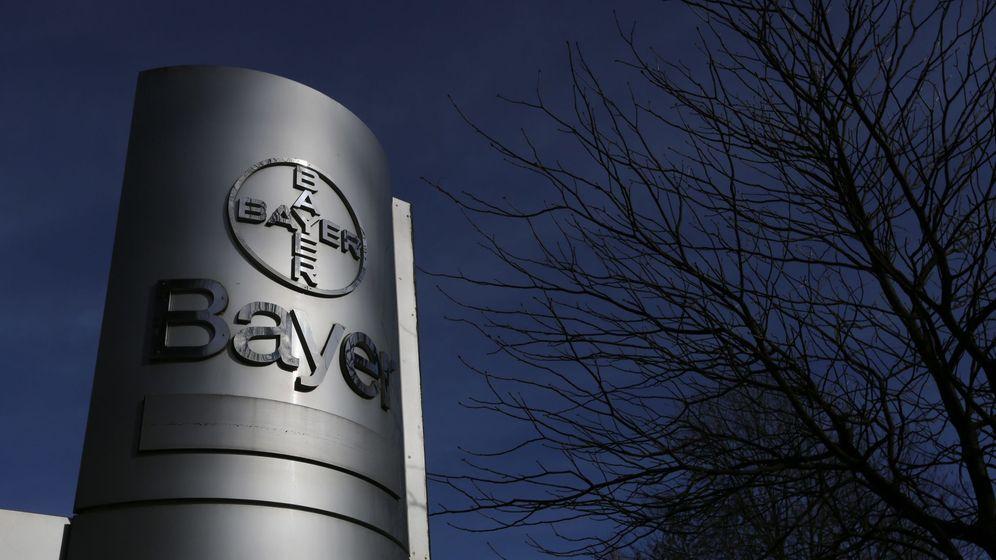 Foto: Logo de la compañía farmacéutica. (Reuters)