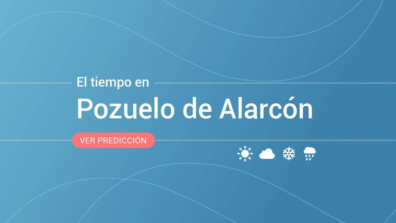 Foto: El tiempo en Pozuelo de Alarcón. (EC)