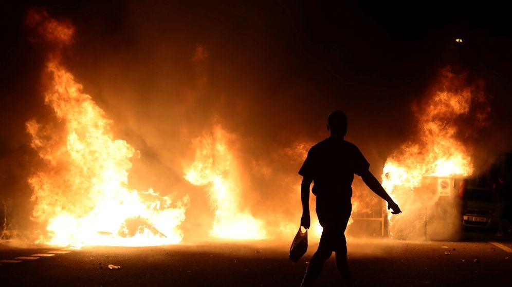 Foto: Manifestación en Barcelona de los CDR. (Reuters)