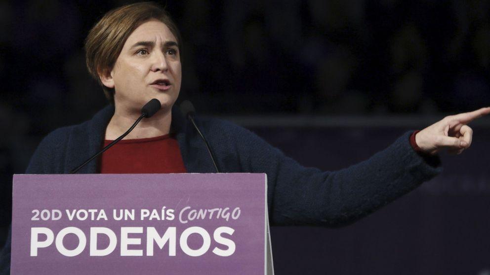 Ada Colau tiene 4.239 euros en el banco y ninguna propiedad a su nombre