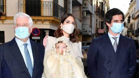 El vestido de Sofía Palazuelo que ha enamorado en el bautizo de su hija Rosario