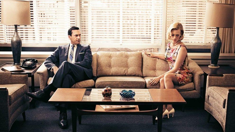 Decoración años 50: recrea en tu casa el espíritu de 'Mad Men'