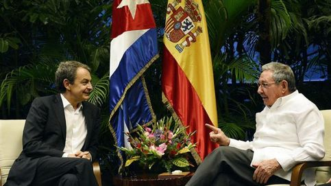Rodríguez Zapatero y Moratinos se reúnen con Raúl Castro en Cuba sin avisar al Gobierno