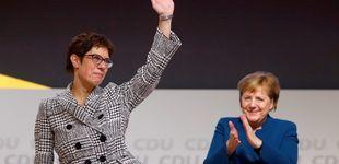 Post de ¿Será AKK la próxima canciller alemana?