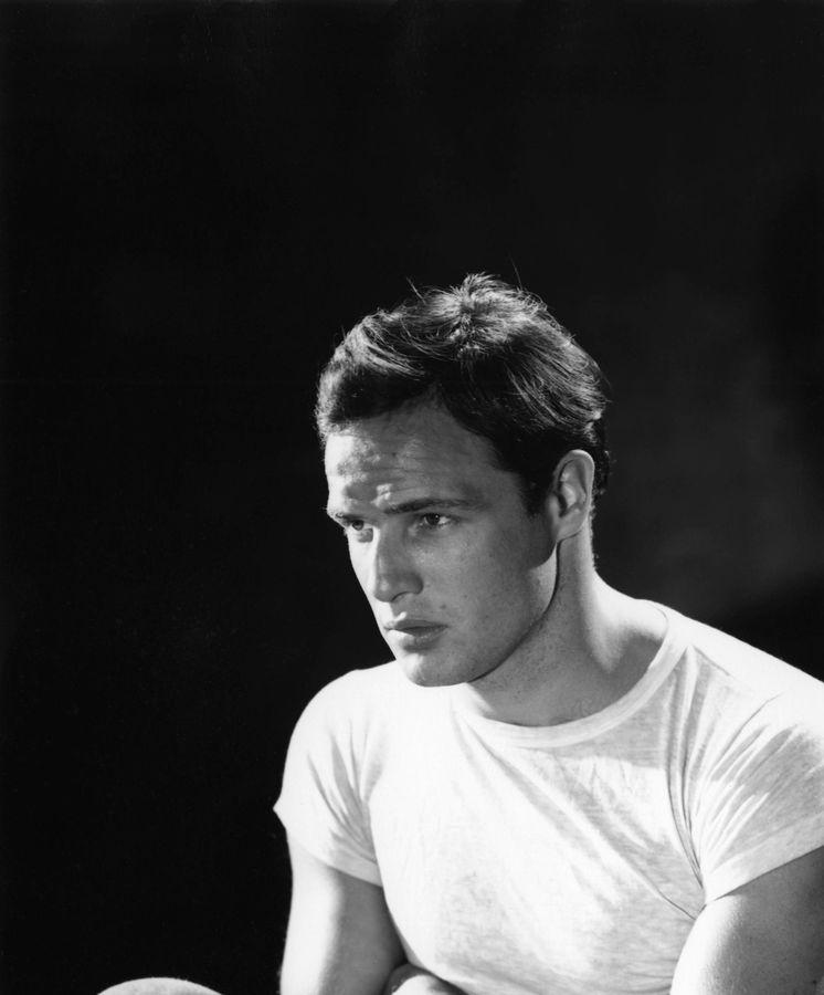 Foto: Brando en 1951. (Cordon Press)