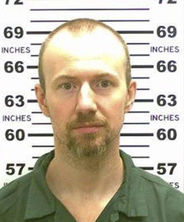 Foto: David Sweat se fugó de una cárcel de Nueva York, pero ya ha sido capturado (EFE)