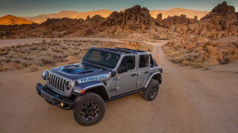 Jeep Wrangler 4xe, el todoterreno con etiqueta 0 emisiones