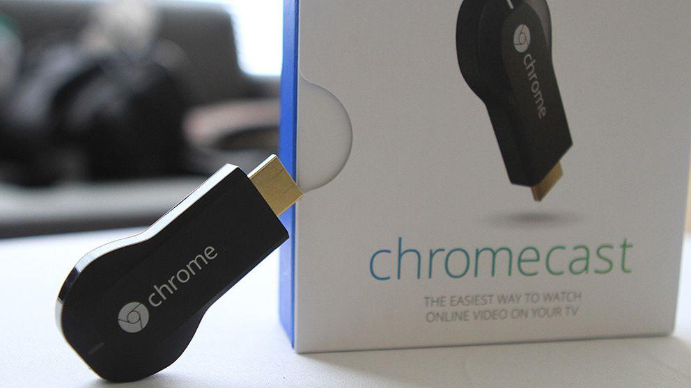 Chromecast utilizará ultrasonidos para conectarse a otros dispositivos
